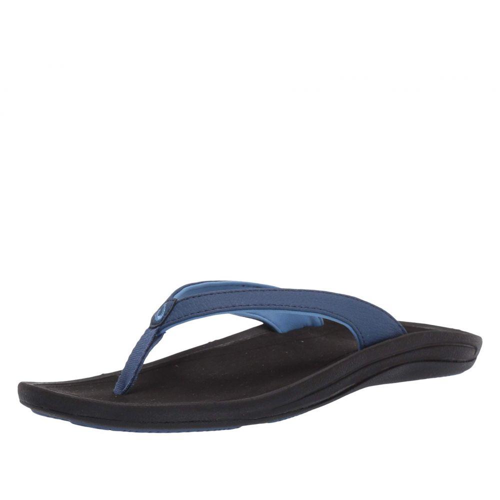 オルカイ OluKai レディース シューズ・靴 サンダル・ミュール【Kulapa Kai W】Navy/Black
