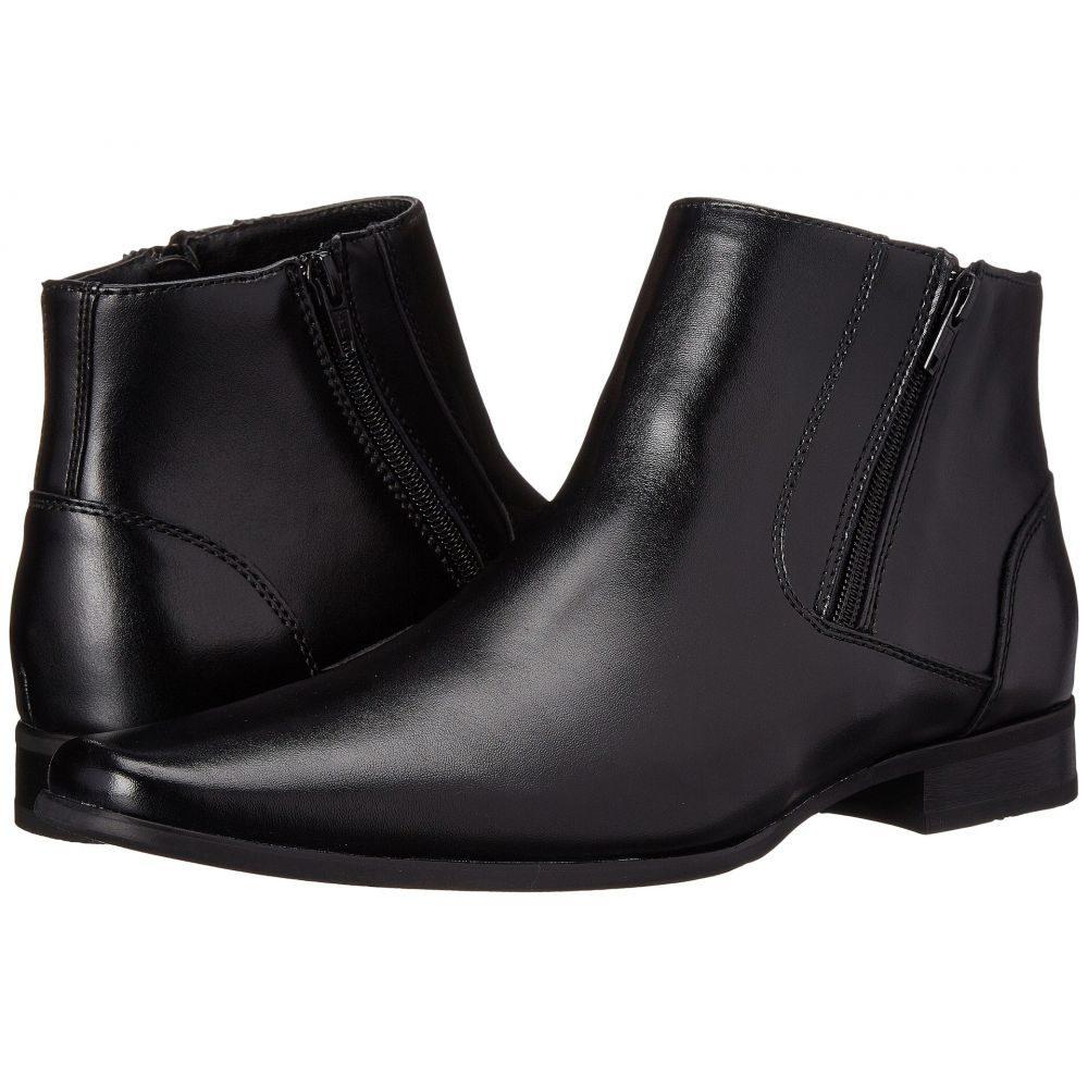 カルバンクライン Calvin Klein メンズ シューズ・靴 ブーツ【Beck】Black Leather画像