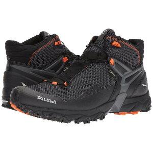サレワ SALEWA メンズ ハイキング・登山 シューズ・靴【Ultra Flex Mid GTX】Black/Holland