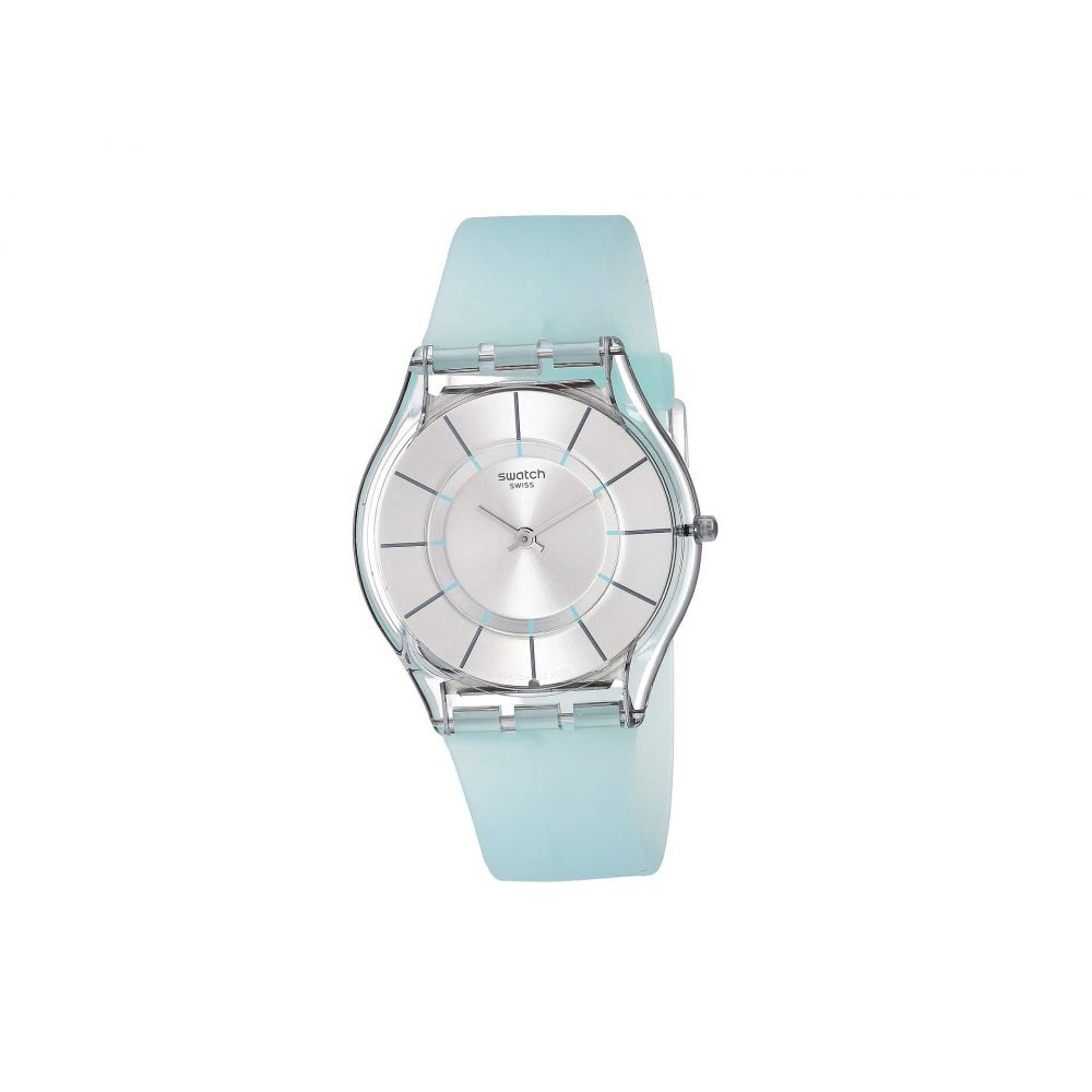 スウォッチ Swatch レディース 腕時計【Summer Breeze - SFK397】Blue