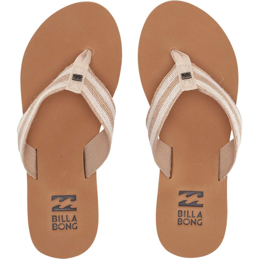 ビラボン Billabong レディース シューズ・靴 サンダル・ミュール【Baja】Natural/Tan