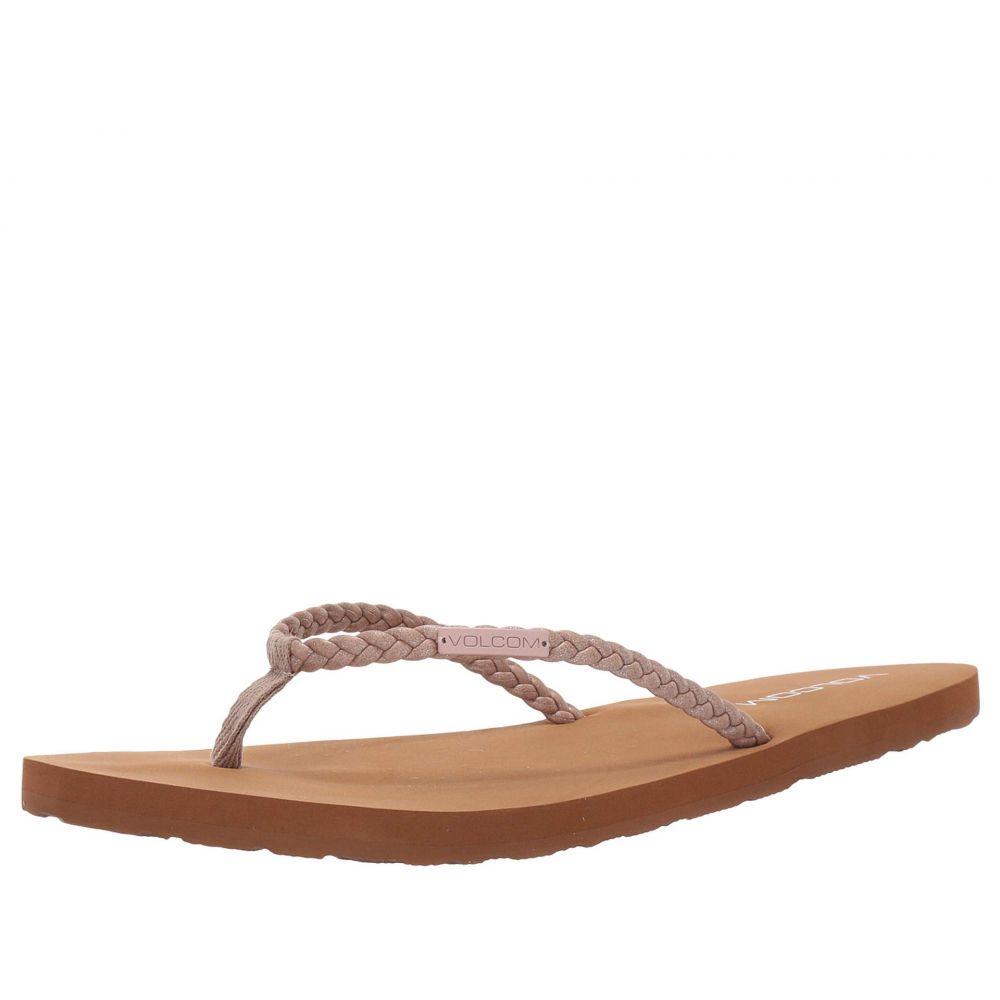 ボルコム Volcom レディース シューズ・靴 サンダル・ミュール【Weekender Sandals】Mushroom