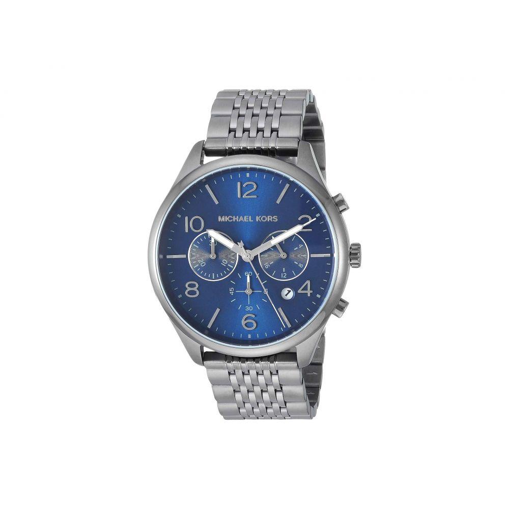 マイケル コース Michael Kors メンズ 腕時計【MK8639 - Merrick】Gunmetal