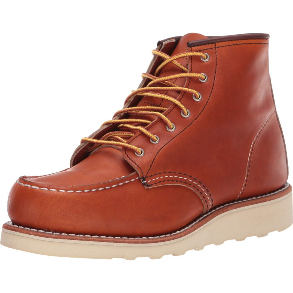 レッドウィング Red Wing Heritage レディース シューズ・靴 ブーツ【6' Classic Moc】Oro Legacy