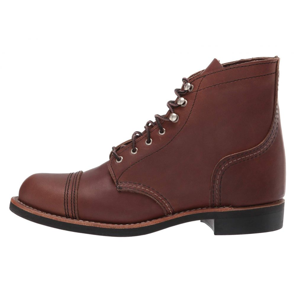 レッドウィング Red Wing Heritage レディース シューズ・靴 ブーツ【Iron Ranger】Amber Harness