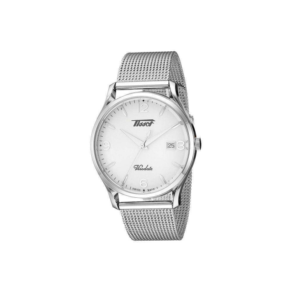 ティソ Tissot メンズ 腕時計【Heritage Visodate - T1184101127700】Silver