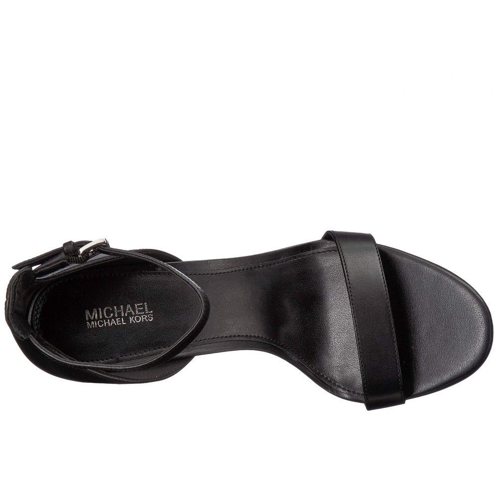 マイケル コース MICHAEL Michael Kors レディース シューズ・靴 サンダル・ミュール【Harper Sandal】Black Vachetta