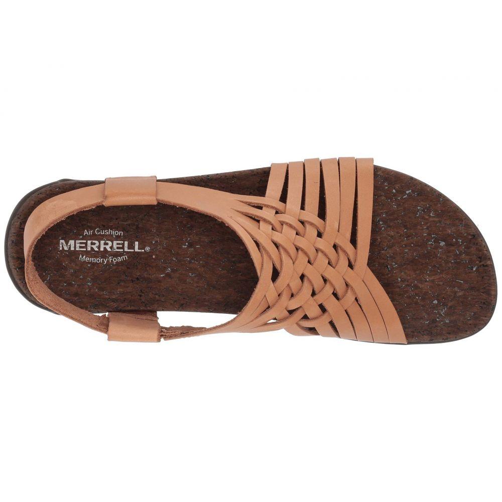 メレル Merrell レディース シューズ・靴 サンダル・ミュール【District Mahana Backstrap】Natural Tan