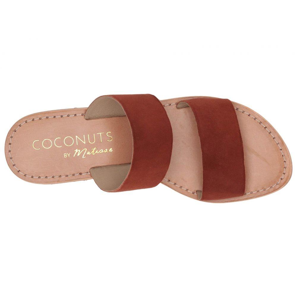 マチス Matisse レディース シューズ・靴 サンダル・ミュール【Coconuts - Limelight Sandal】Cognac