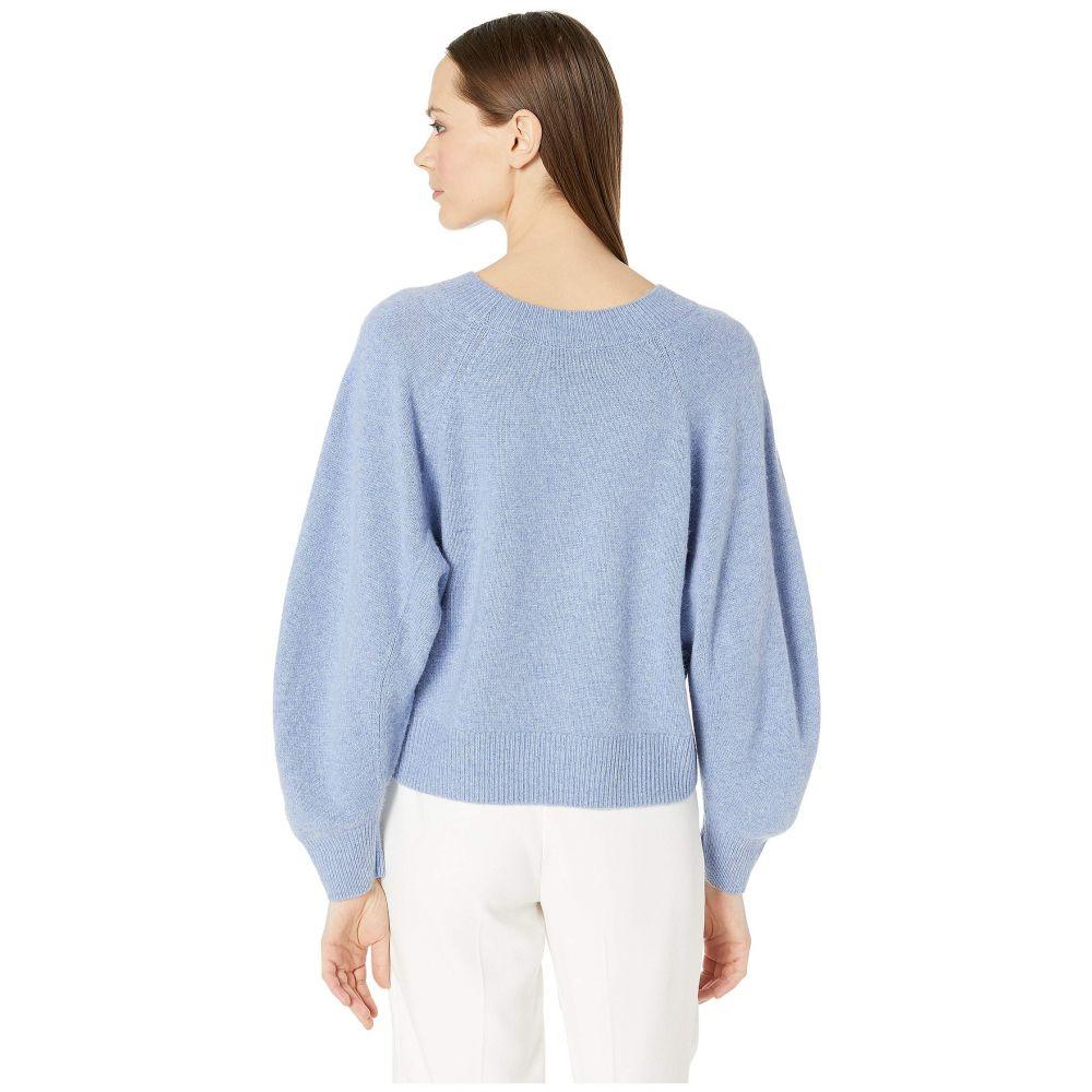 ヴィンス Vince レディース トップス ニット・セーター【Raglan Sleeve Dolman Sweater】Blue Jeans