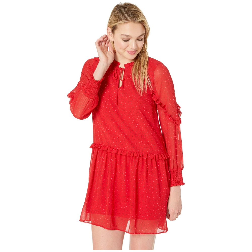 レディースファッション, ワンピース  kensie Xo Dress KS2K8340Crimson Combo