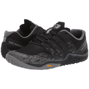 メレル Merrell レディース ハイキング・登山 シューズ・靴【Trail Glove 5】Black