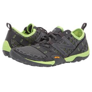 ニューバランス New Balance レディース ランニング・ウォーキング シューズ・靴【Minimus 10v1】Magnet/Bleached Lime Glo