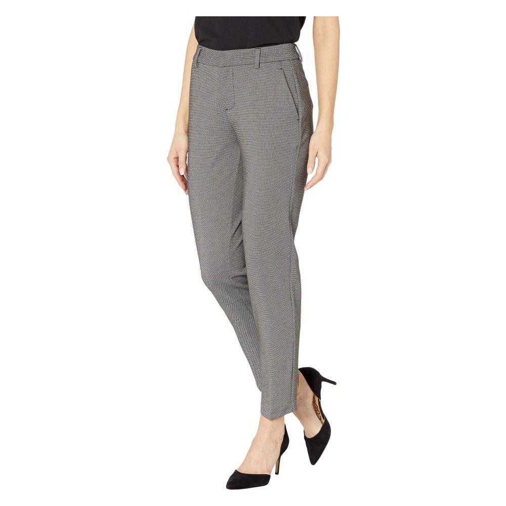 リバプール Liverpool レディース ボトムス・パンツ【Kelsey Trousers in Novelty Knit】Black/White Geo