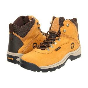 ティンバーランド Timberland メンズ ハイキング・登山 シューズ・靴【White Ledge Mid Waterproof】Wheat