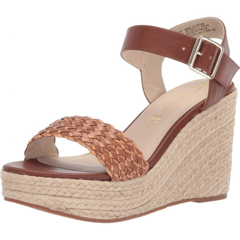 セイシェルズ Seychelles レディース シューズ・靴 サンダル・ミュール【Peonies】Brown Woven/Espadrille