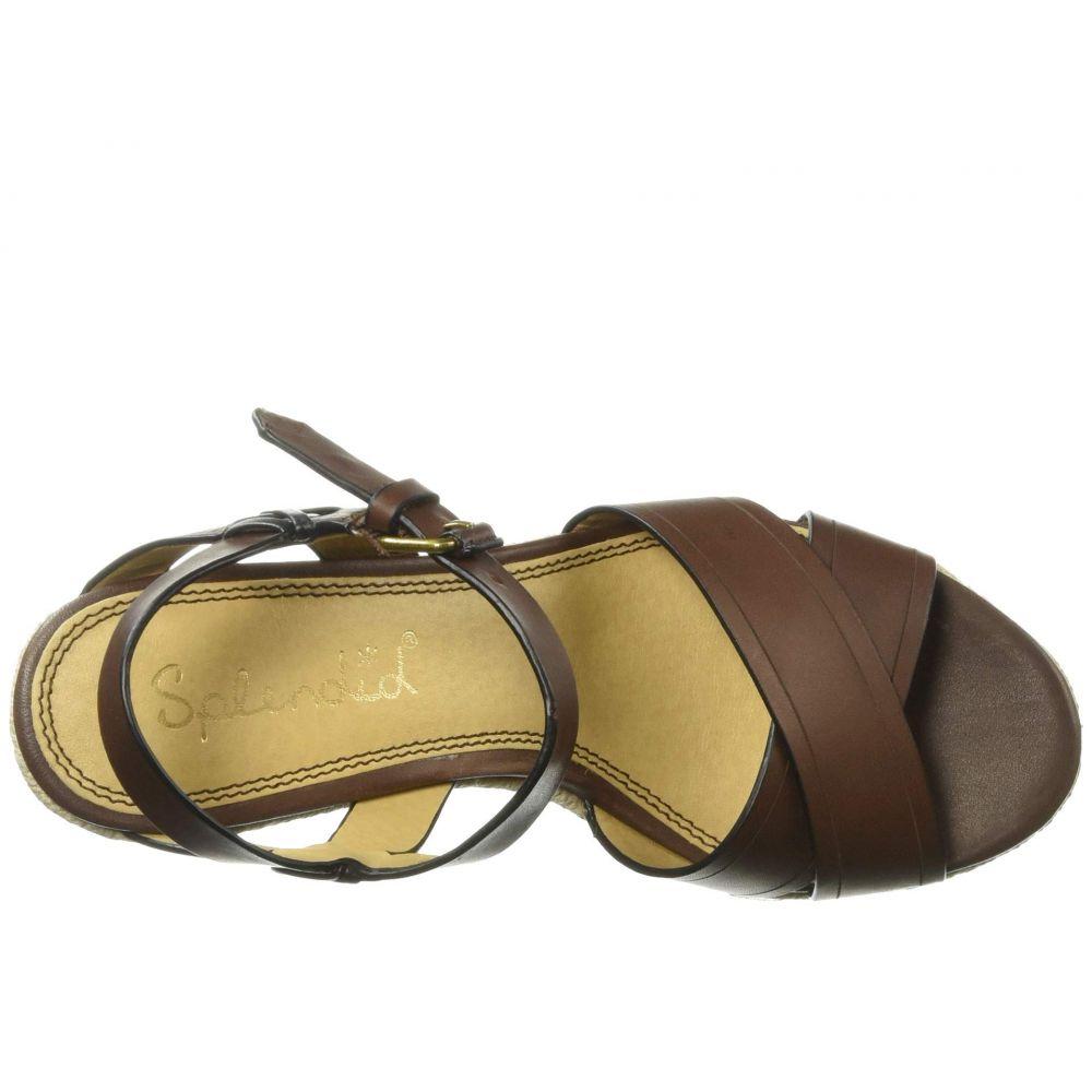 スプレンディッド Splendid レディース シューズ・靴 サンダル・ミュール【Taffeta】Dark Brown Vachetta