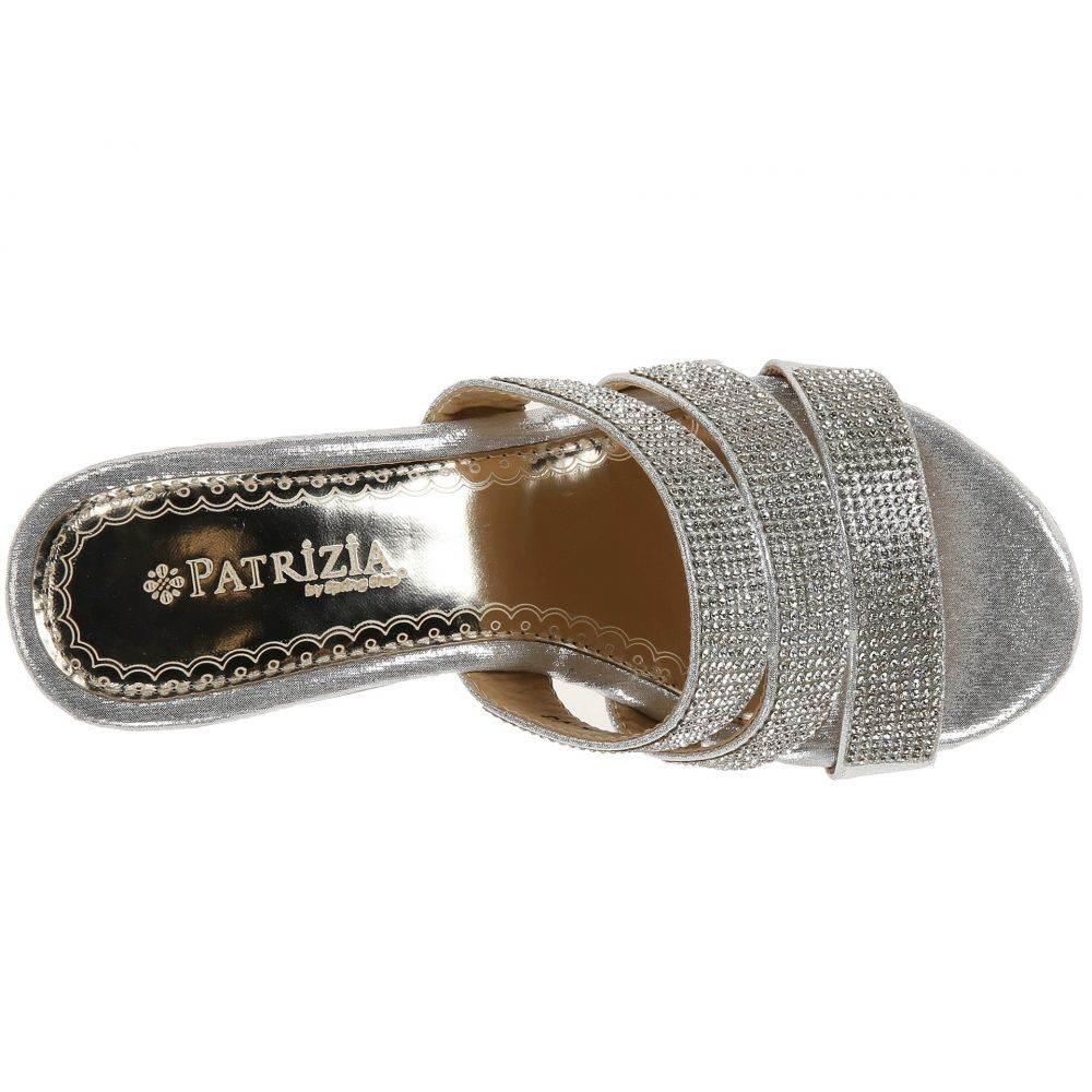 パトリツィア PATRIZIA レディース シューズ・靴 サンダル・ミュール【Cinderella】Silver