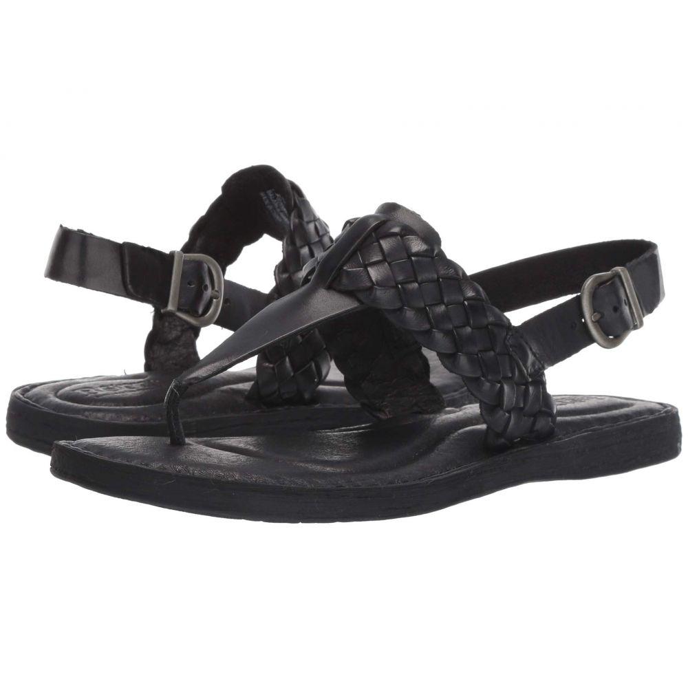 ボーン Born レディース シューズ・靴 サンダル・ミュール【Sumter】Black Full Grain Leather