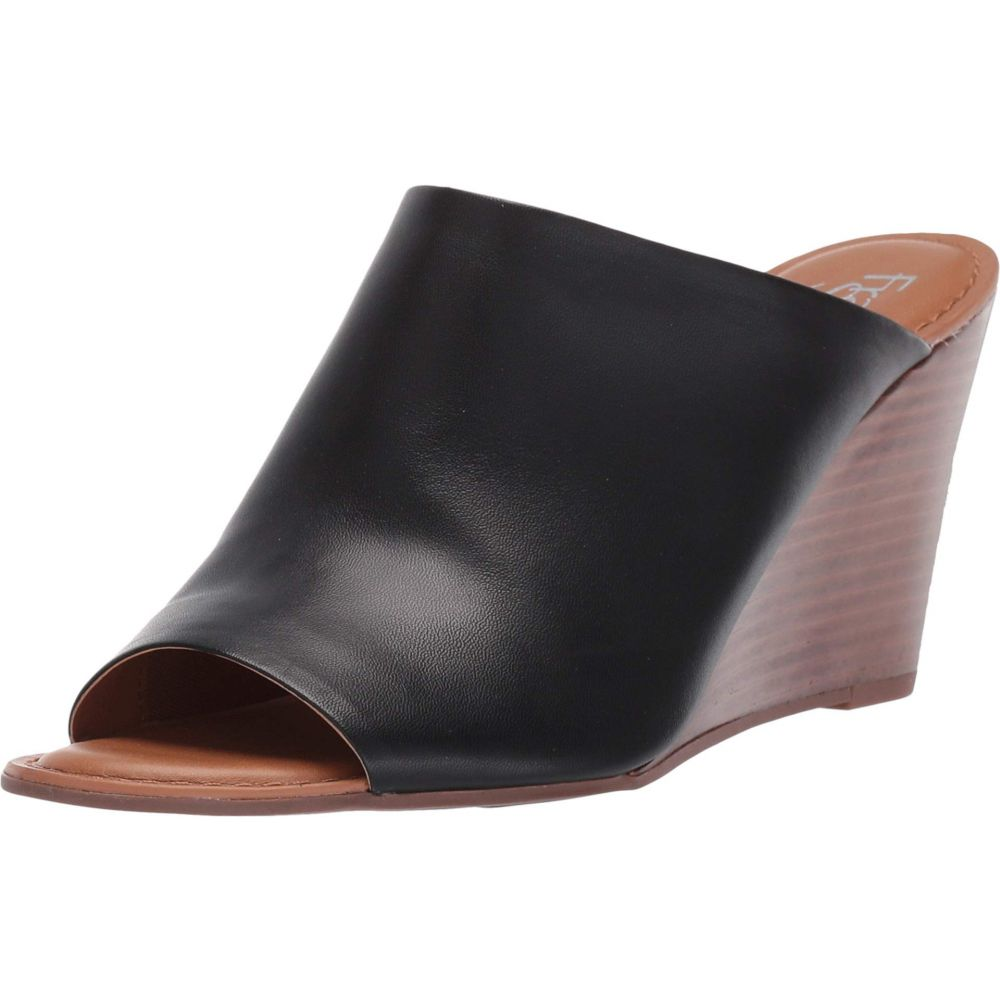 フランコサルト Franco Sarto レディース シューズ・靴 サンダル・ミュール【Yasmina】Black Nappa Leather