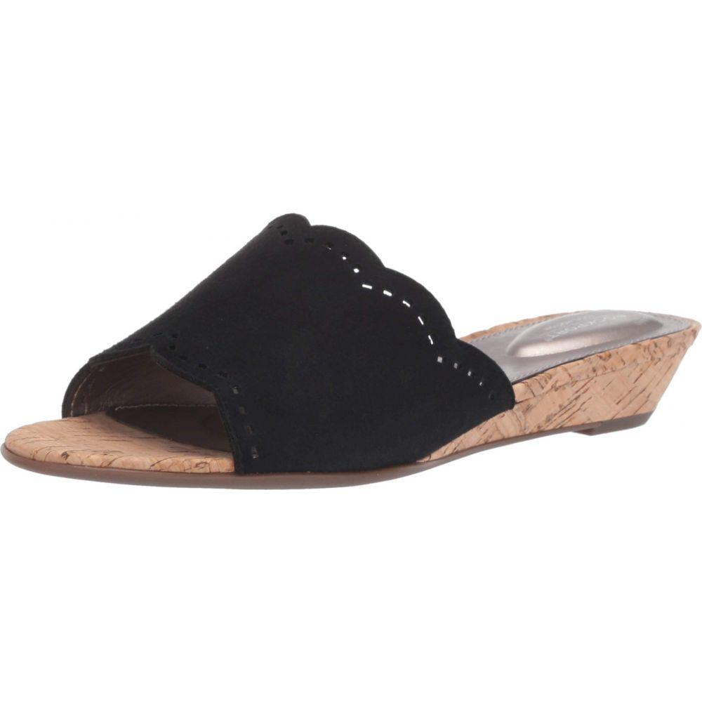 ロックポート Rockport レディース シューズ・靴 サンダル・ミュール【Total Motion Zandra Slide】Black