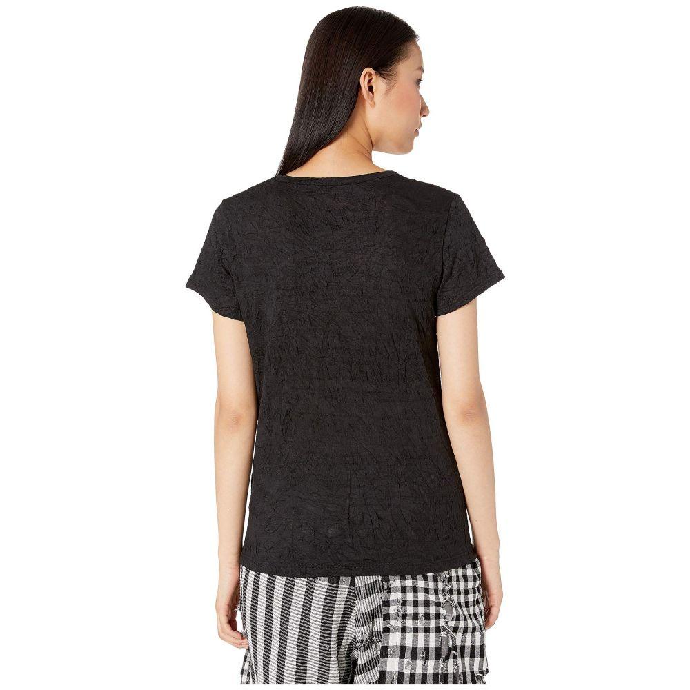 ヨウジヤマモト Y's by Yohji Yamamoto レディース トップス Tシャツ【O-Running Short Sleeve Tee】Black