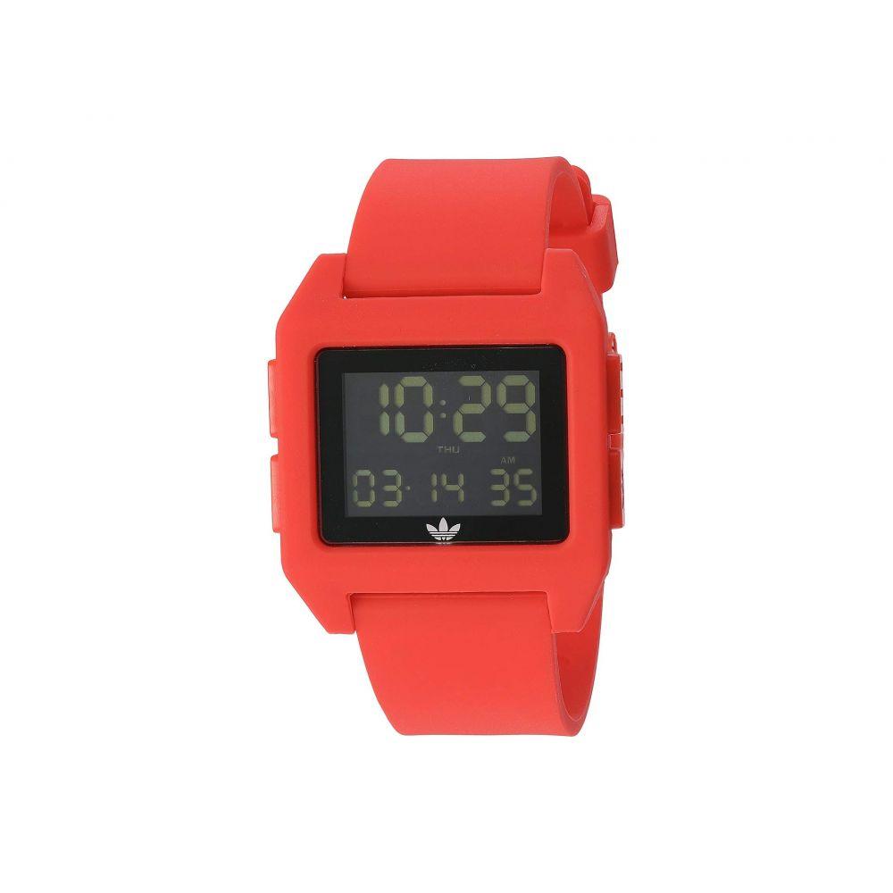 アディダス adidas レディース 腕時計【Archive_SP1】Shock Red