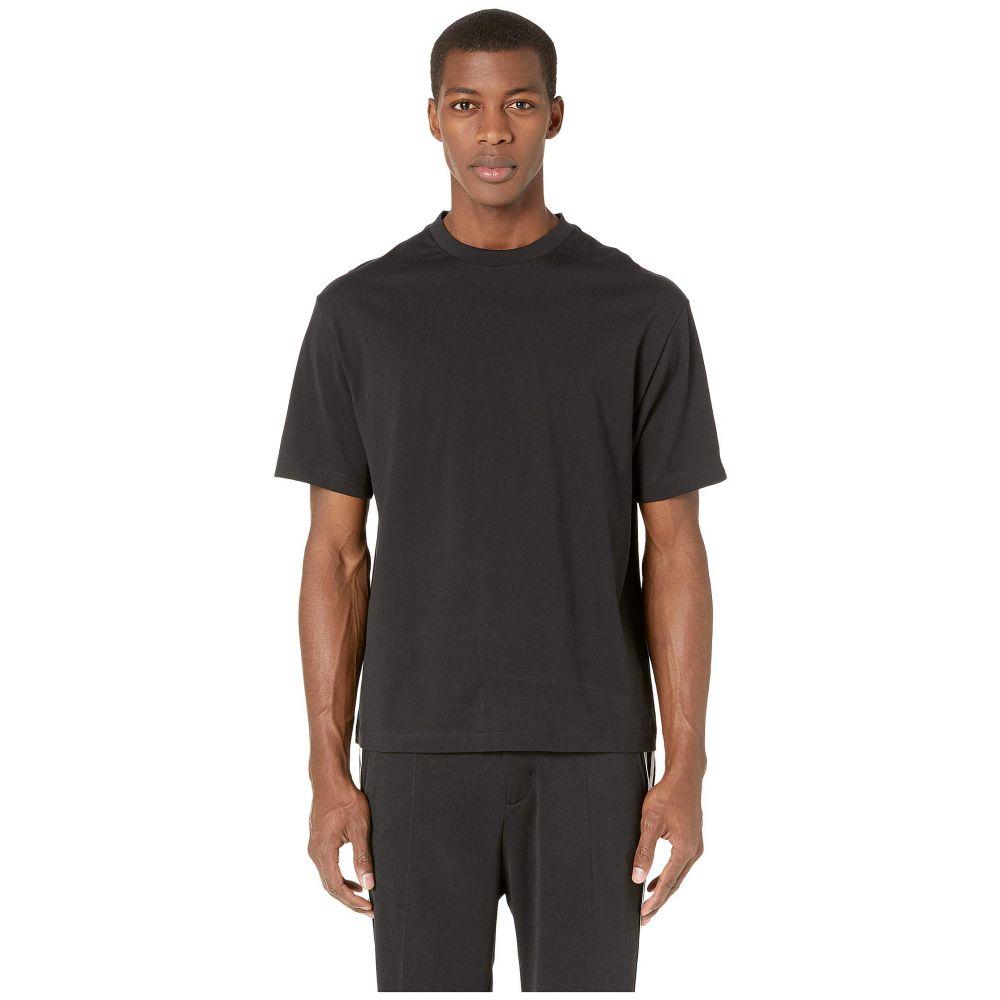 ワイスリー adidas Y-3 by Yohji Yamamoto メンズ トップス Tシャツ【Signature Graphic Short Sleeve Tee】Black