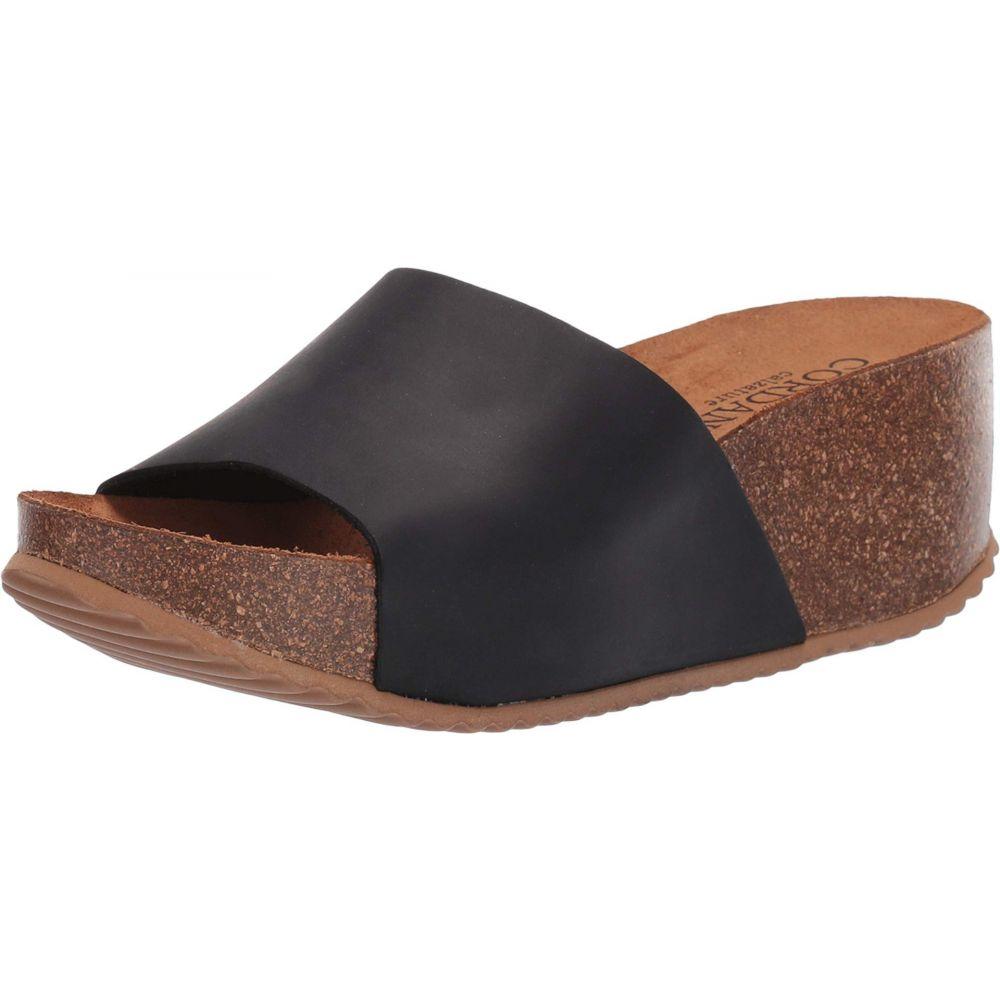 コルダニ Cordani レディース シューズ・靴 サンダル・ミュール【Margie】Black Leather