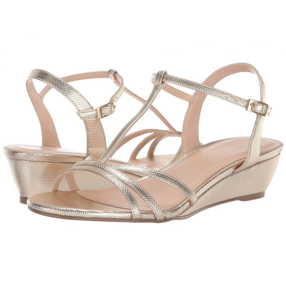 パラドックスロンドンピンク Paradox London Pink レディース シューズ・靴 サンダル・ミュール【Tessa】Champagne