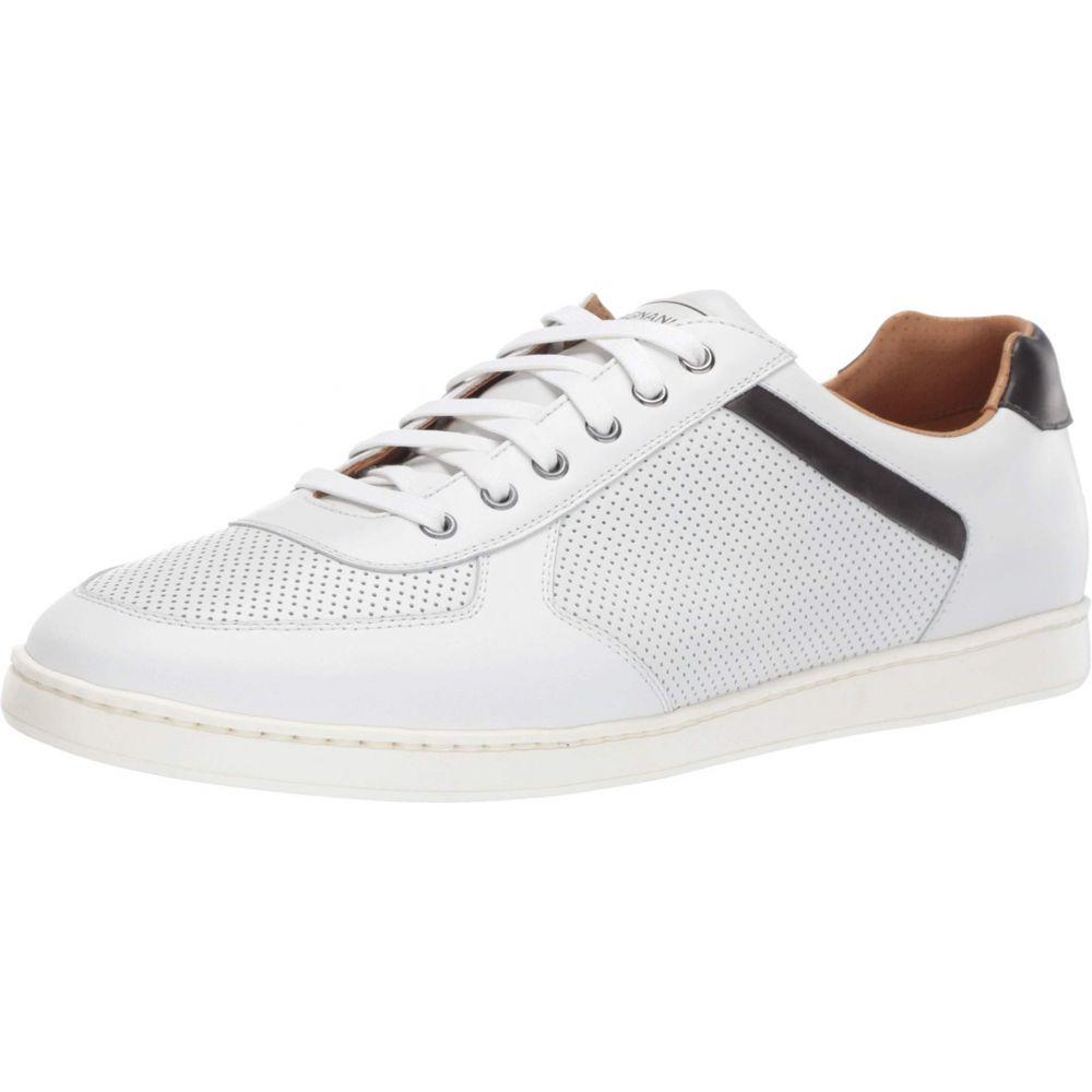 マグナーニ Magnanni メンズ シューズ・靴 スニーカー【Echo Lo Perf】White/Grey