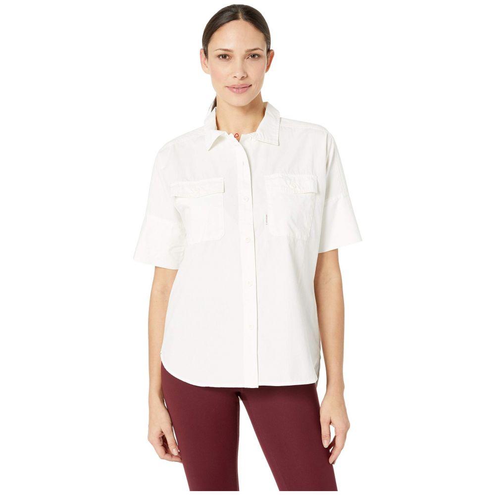 トポ デザイン Topo Designs レディース トップス ブラウス・シャツ【Short Sleeved Oversized Shirt】Natural