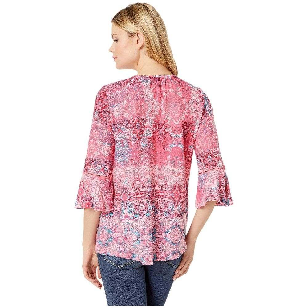 ヴィンテージ アメリカ Vintage America レディース トップス ブラウス・シャツ【Knit Top w/ Embroidery】Rose