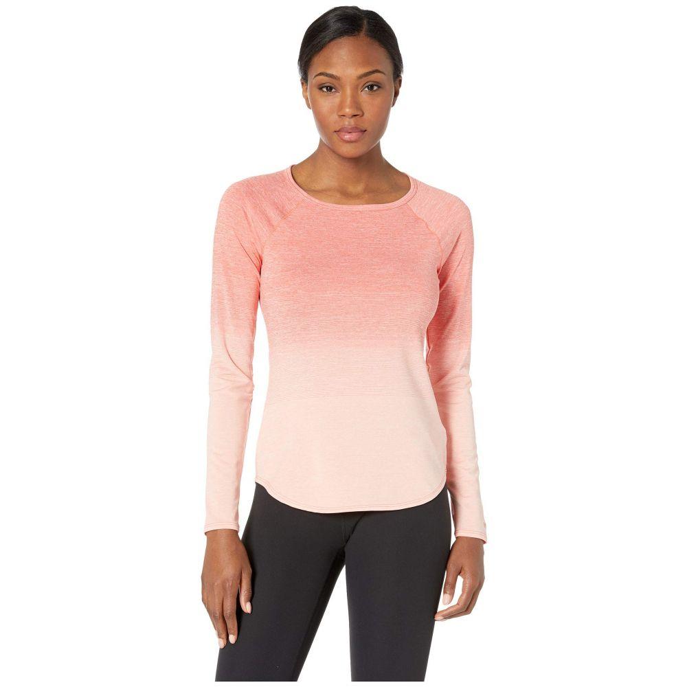 マーモット Marmot レディース トップス 長袖Tシャツ【Cabrillo Long Sleeve Top】Flamingo