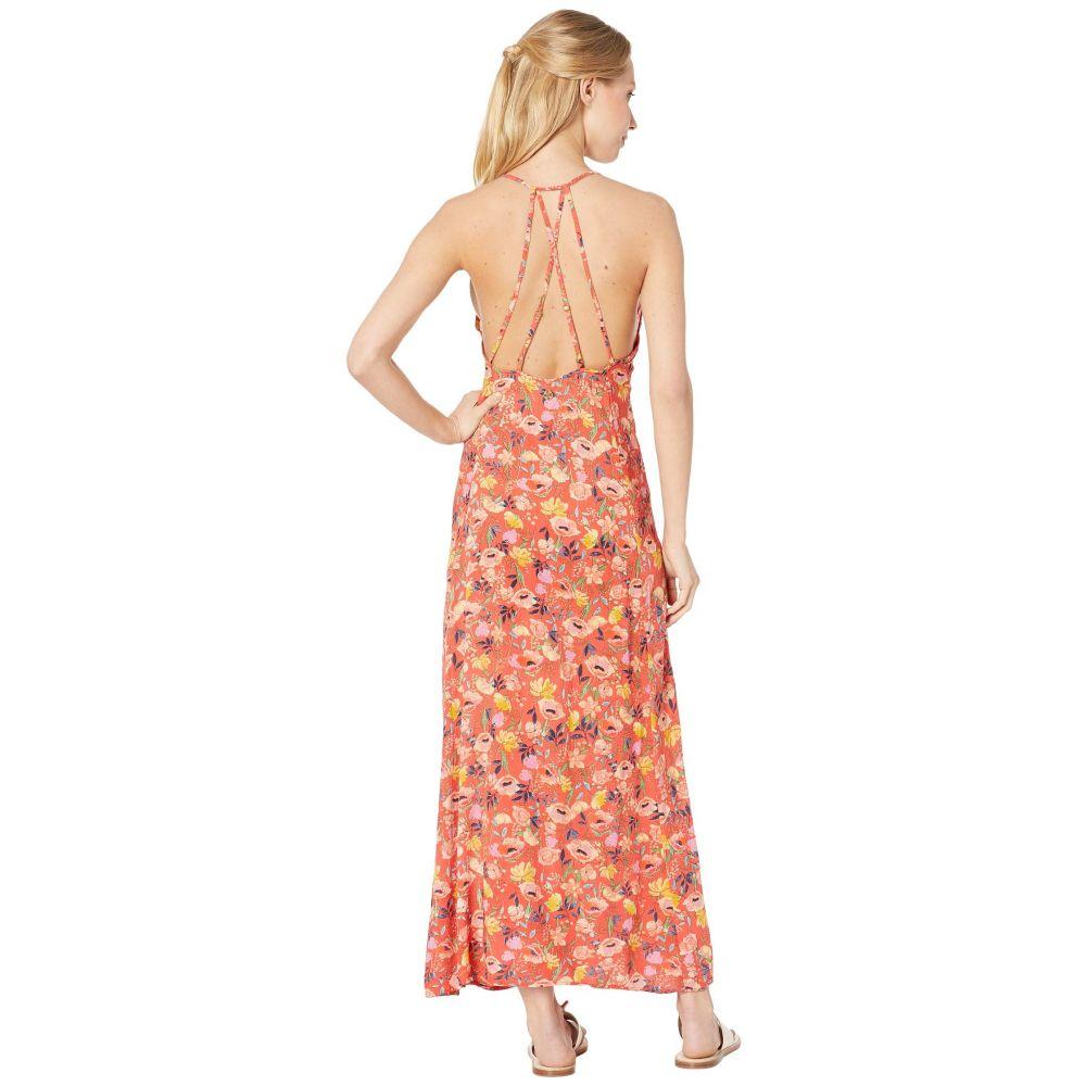 リップカール Rip Curl レディース ワンピース・ドレス ワンピース【Meadowbrook Maxi Dress】Bright Red
