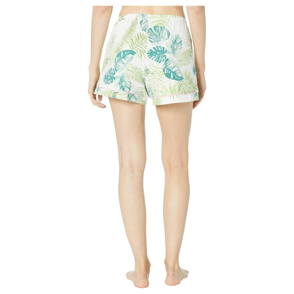ベッドヘッド BedHead Pajamas レディース インナー・下着 パジャマ・上下セット【Short Sleeve Classic Short Pajama Set】Island Palm