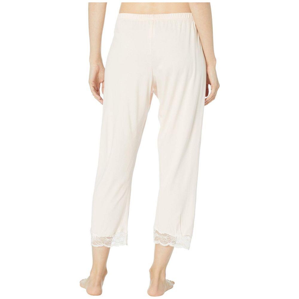 ハンロ Hanro レディース インナー・下着 パジャマ・上下セット【Valencia 3/4 Sleeve Cropped Pajama Set】Crystal Pink 1