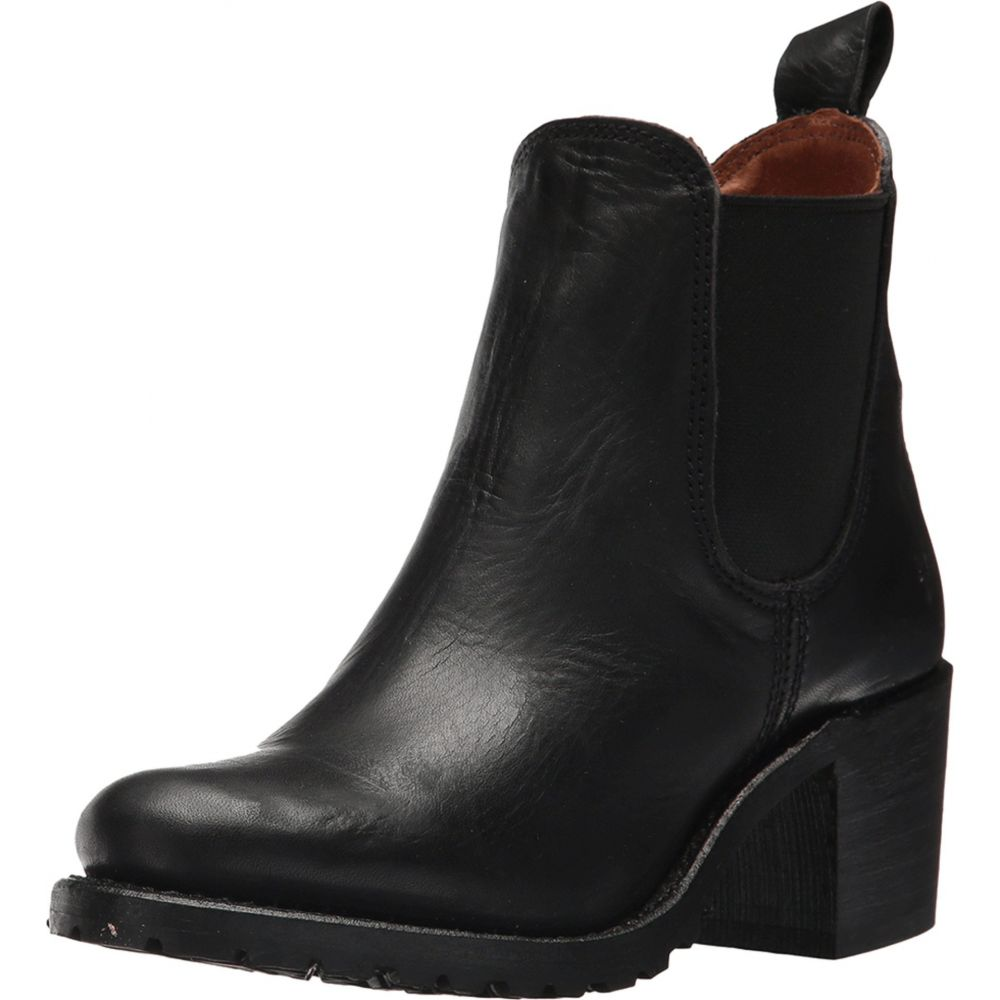 フライ Frye レディース シューズ・靴 ブーツ【Sabrina Chelsea】Black Oil Tanned Full Grain