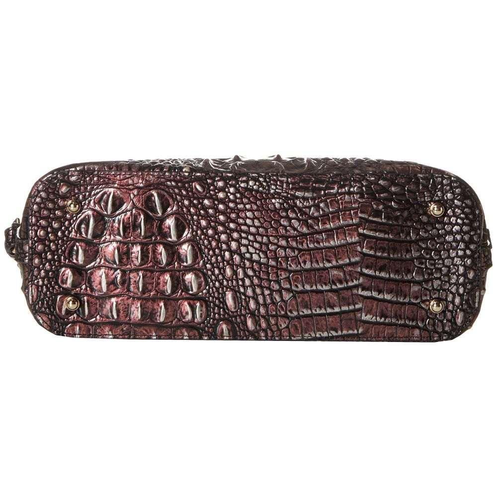 ブラーミン Brahmin レディース バッグ ハンドバッグ【Melbourne Mini Asher Bag】Plum