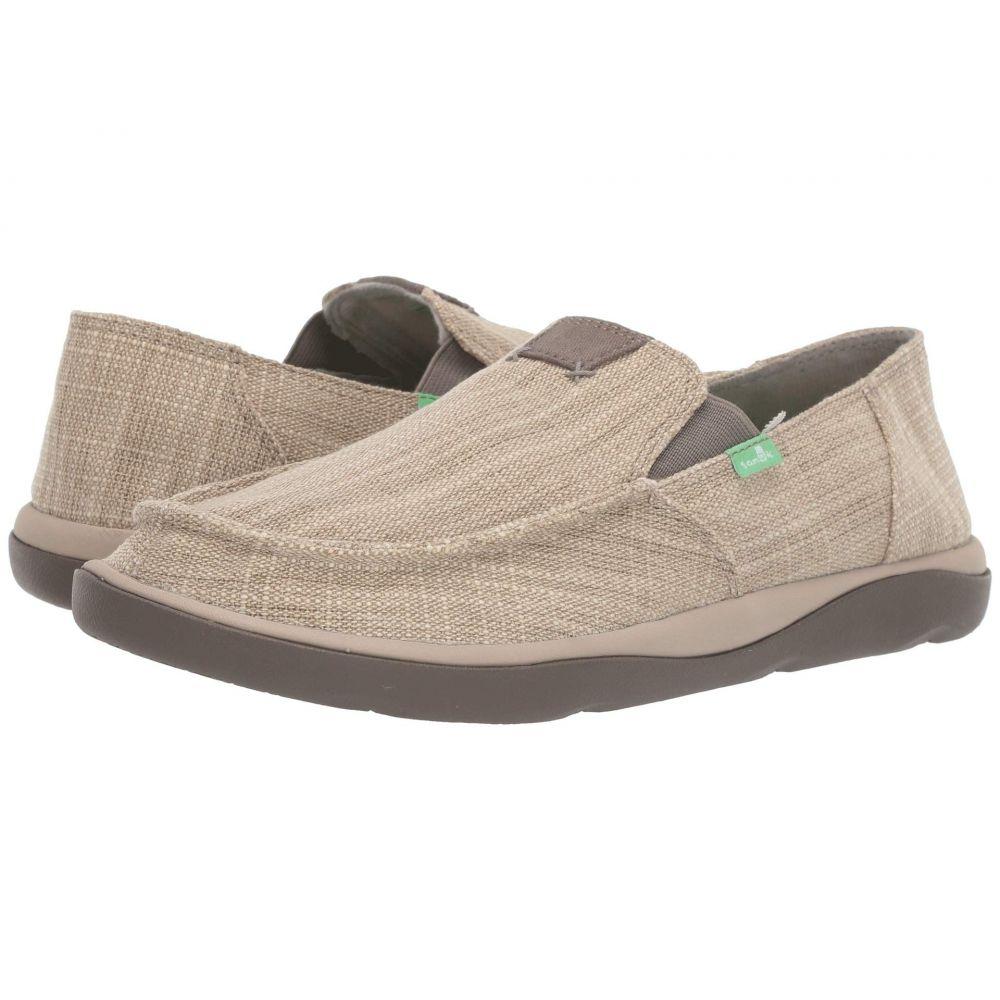 メンズ靴, ローファー  Sanuk Vagabond Tripper SlubCobblestone