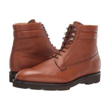 ジョンロブ John Lobb メンズ ブーツ シューズ・靴【alder pebble grain leather boot w/ walking sole】Tan