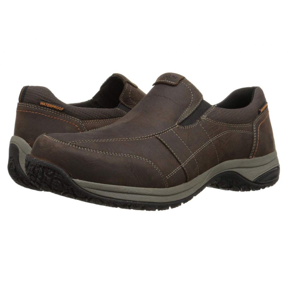 メンズ靴, スリッポン  Dunham Litchfield Slip-On WaterproofBrown