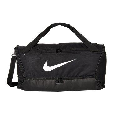 ナイキ Nike レディース ボストンバッグ・ダッフルバッグ バッグ【Brasilia Medium Duffel - 9.0】Black/Black/White