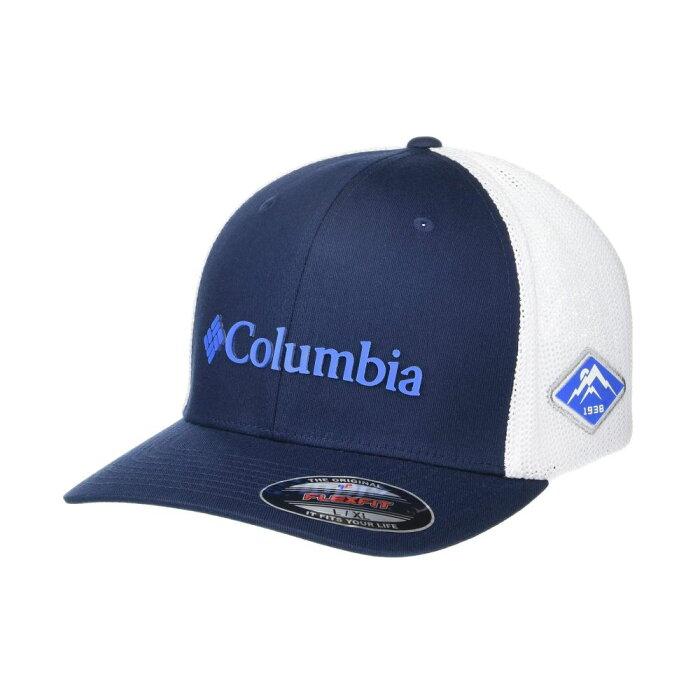 コロンビア Columbia レディース キャップ 帽子【Mesh(TM) Ballcap】Collegiate Navy/White