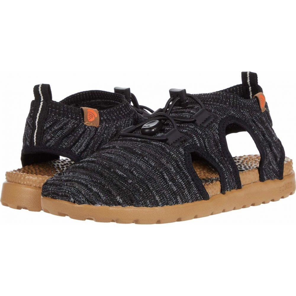 エーコーン Acorn レディース サンダル・ミュール シューズ・靴【Everywear(TM) Casco Sport】Black Heather