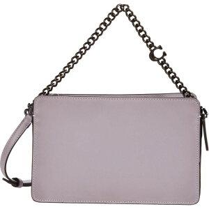 حقيبة كتف من كوتش COACH [حقيبة كروس بودي بسلسلة توقيع] V / Boysenberry Multi
