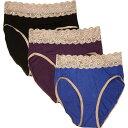 キンドリッド ブレイブリー Kindred Bravely レディース ショーツのみ 3点セット マタニティウェア インナー・下着【High-Waist Postpartum Underwear & C-Section Recovery Maternity Panties 3-Pack】Assorted