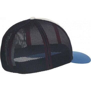 コロンビア Columbia メンズ キャップ 帽子【Mesh(TM) Ballcap】White/Collegiate Navy/Vivid Blue