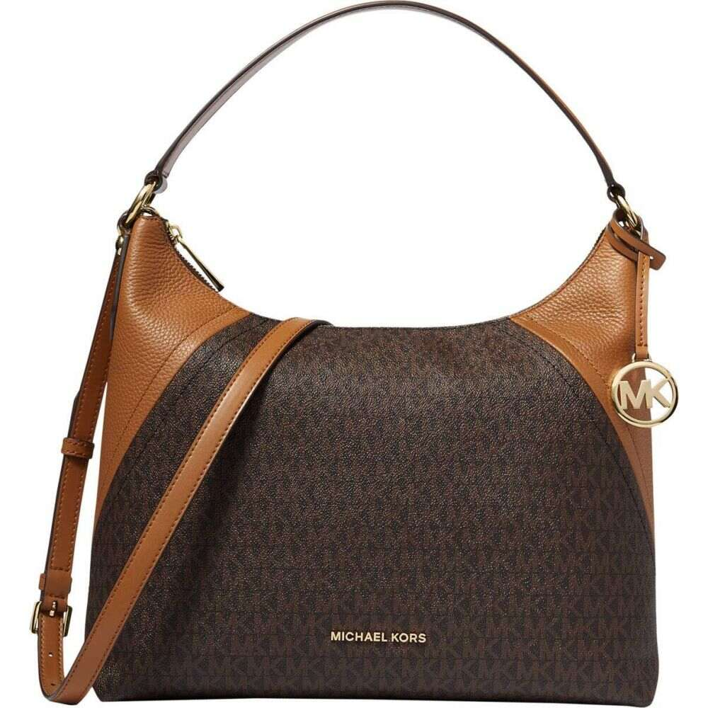 バッグ・小物・ブランド雑貨, その他  MICHAEL Michael Kors Aria Large ShoulderBrownAcorn