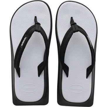 ハワイアナス Havaianas メンズ ビーチサンダル シューズ・靴【Tradi Zori】White/Black